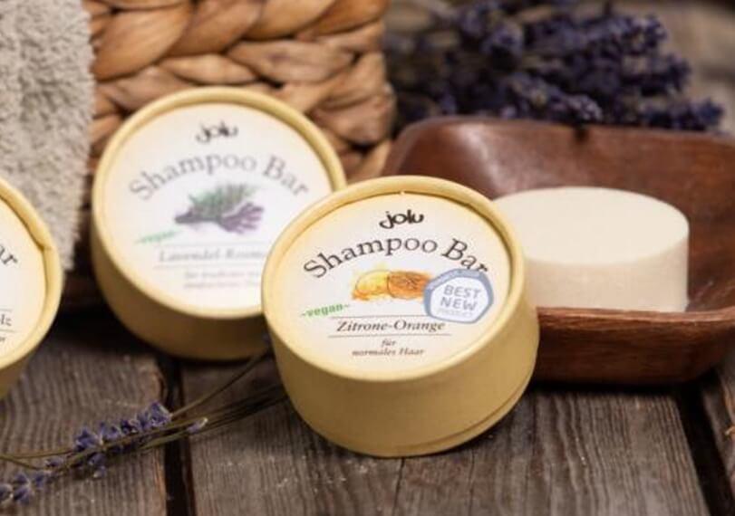 Festes Shampoo ist eine überzeigende Alternative