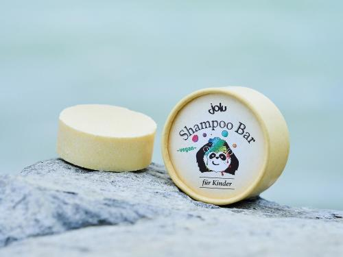 Shampoo Bar Kinder in Pappdose